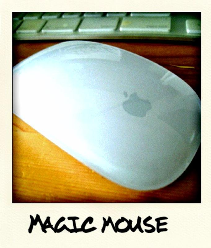 魔法ネズミ
